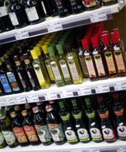 Olivenöl aus aller Welt.