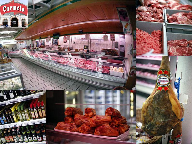 Carmelo's Fleischshop: das günstige Einkaufsparadies für internationale Spezialitäten.