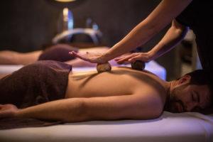 ...oder geniessen Sie eine wohltuende Massage.