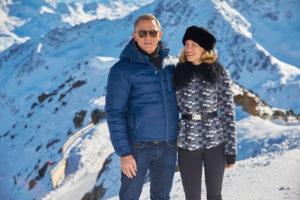 Bond-Darsteller Daniel Craig buchte für sich im Bergland Hotel Sölden die exklusive Gipfelsuite.