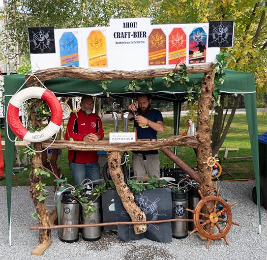 Kleine, aber feine Brauerei: Ahoi Craft Beer aus Schlieren.